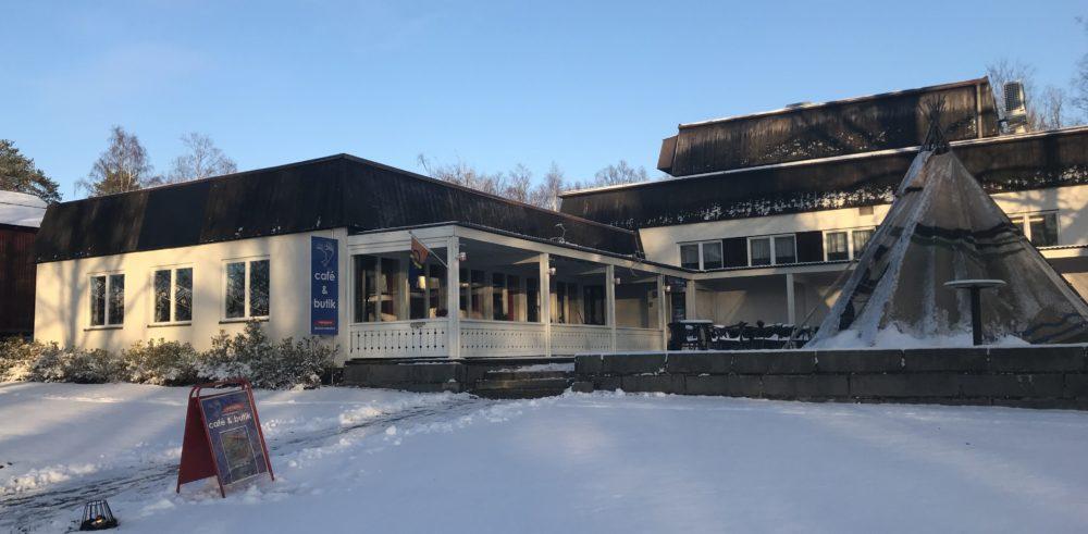 Såhkie söker en verksamhetsansvarig till kulturhuset Tráhppie